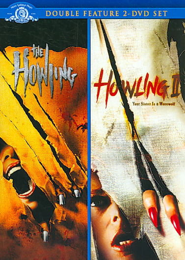 HOWLING/HOWLING 2 BY LEE,CHRISTOPHER (DVD)